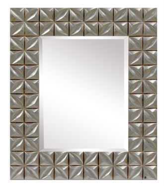 Crystal Wall Mirror
