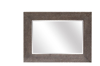 Terrace Weave  Large Wall Mirror