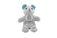COLOR ME PAL'S DIY WASHABLE AND REUSABLE COLORING BEAR CHILD DEVELOPMENTAL PLUSH TOY