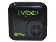 PURE ENERGY VIBE - VIBRATION SPEAKER STICKER BLACK