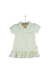Eotton Certified Organic Cotton Girls Shirt Dress w/ Bottoms