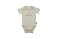 Eotton Certified Organic Cotton Toddler Bodysuit -Sweet Baby