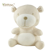 Certified Organic Cotton Teddy Bear