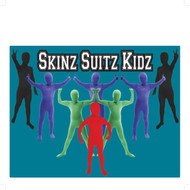 Skinz Kids Morphsuits Sizes & Colors