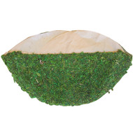 Moss Liner Semicircle for Basket Filling Layer (12 in.)