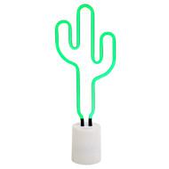 SunnyLife Cactus Neon Light Large
