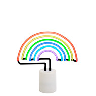 SUNNYLIFE RAINBOW NEON LIGHT LARGE