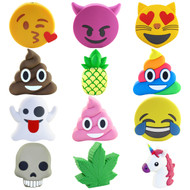 Emoji Factory Emoticon Power Bank Portable Charger 2600mAh