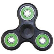 Pure Energy Stress Spinner Tri Fidget Hand Device EDC/ ADHD/ Autism /Mental Focus Black