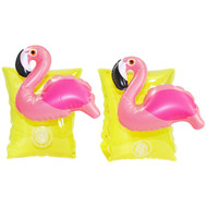 SUNOLOGY Flamingo Inflatable Armbands