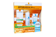 La Roche Posay Anthelios XL SPF50+ Comfort Lotion Color/Thermal Spring Water 50ml/Posthelios Melt-In Gel 40ml