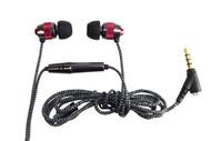 UGO Tangle Free Earbuds with Microphone