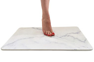 Rolling Home Diatomaceous Foot Mat - Self Cleaning, Absorbent, Fast Drying, Antibacterial, Slip Resistant!