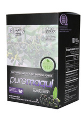 PURE MAQUI TEA - MAQUI/GREEN TEA SUPPLEMENT (BOX OF 30)