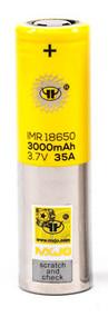 MXJO IMR 18650 3000mAh