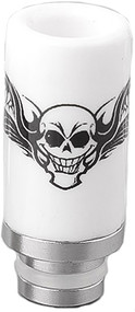Winged Skull Drip Tip