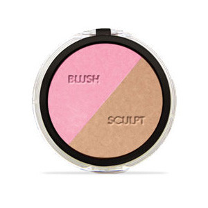 L'Oreal Studio Secrets The One Sweep Sculpting Blush Duo Poppy 820