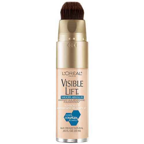 L'Oreal Visible Lift Smooth Absolute Foundation #164 Creamy Natural