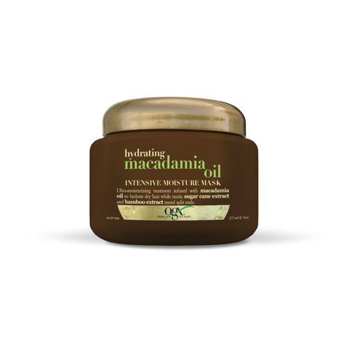 Hydrating Macadamia Oil 8oz