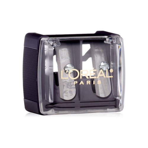 Dual Eye/Lipliner Sharpener with Cover