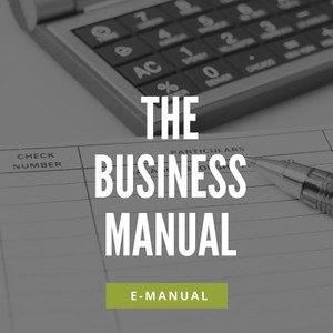 The Business Manual (ebook)