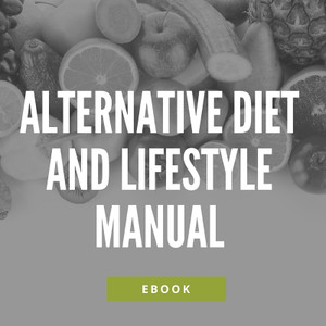 Alternative Diet and Lifestyle Manual eBook