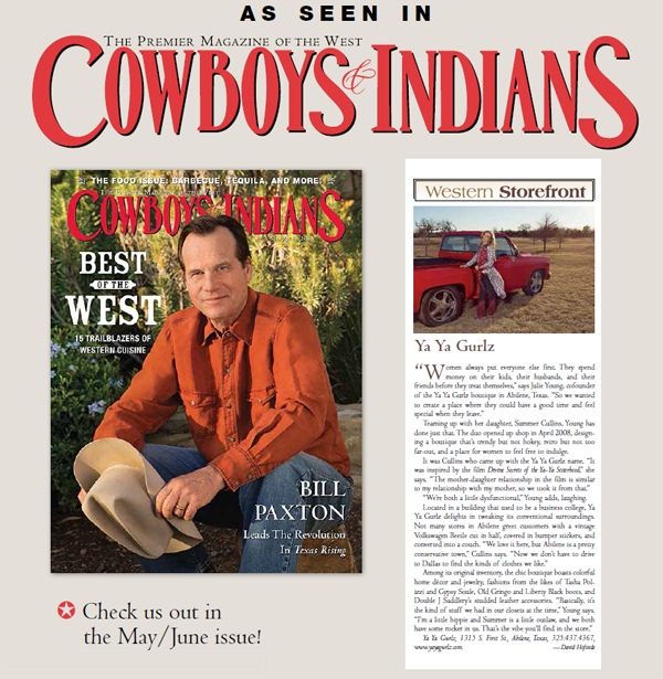 Cowboys & Indians Magazine May / June 2015