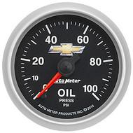 Auto Meter 880447 GM Series Electric Oil Pressure Gauge