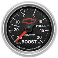 "2-1/16"" Boost, Vacuum 30 in Hg/20 psi, Mechanical"