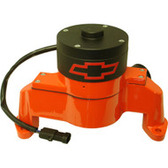 Electric Water Pumps - Small-Block – Orange