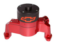 Electric Water Pumps - Small-Block – Red