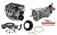Connect & Cruise LS376/525 (6.2L) 525hp Manual (T-56)