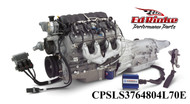 Connect & Cruise LS376/480 (6.2L) - 480hp Manual (T-56)