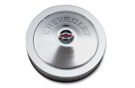 "AIR CLEANER KIT, CHROME CLASSIC-14"" CHEV"