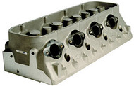 HEAD,CYL - ALUM SB/V8 SPLAYED VALVE - SEMI MACHINED