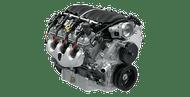 ENGINE ASM, CHEVROLET PERFORMANCE LS376/480