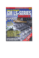 BOOK,H/PRF - LS ENGINE BUILD
