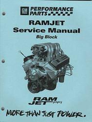 MANUAL,SERVICE *RAMJET 502 ENGINE*