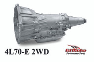 TRANSMISSION, AUTO SUPERMATIC 4L70-E 2WD