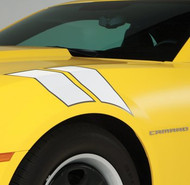 Decal/Stripe Package - Fender Hash Marks - Stripe Package -  White Pearl