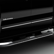 Bodyside Molding Package - Chrome, For Use on Regular Cab Models