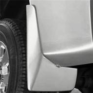 Splash Guards - Molded Rear Set, Summit White (GAZ)