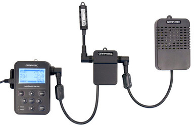 GL100-WL-TH-DPA-CO2 Wireless Dual Port Data Logger with Temp/Humidity and CO2 Sensors