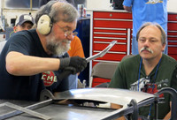 Museum of American Speed (Lincoln, NE) - Beginning Steel Workshop: April 22, 2017