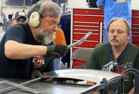 Museum of American Speed (Lincoln, NE) - Beginning Steel Workshop: April 22, 2017