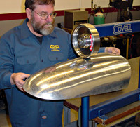 Museum of American Speed (Lincoln, NE) - Beginning Aluminum Workshop: April 23, 2017