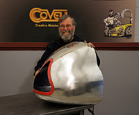 Creative Metalworks (Blaine, MN) - Building a Track Nose Workshop: April 8, 2018
