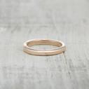 twig wedding ring for him