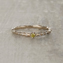 Brooks Solitaire  Ring