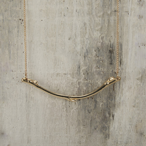 nature inspired necklace for her